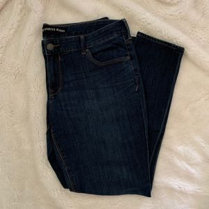 Express Low Rise Jeans
